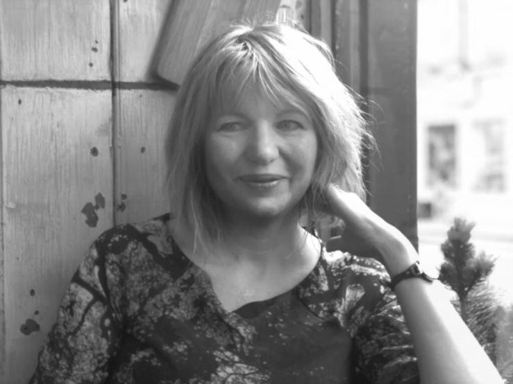 Freelance copywriter Liz MacWhirter