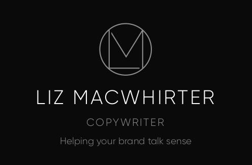 Liz MacWhirter biz card